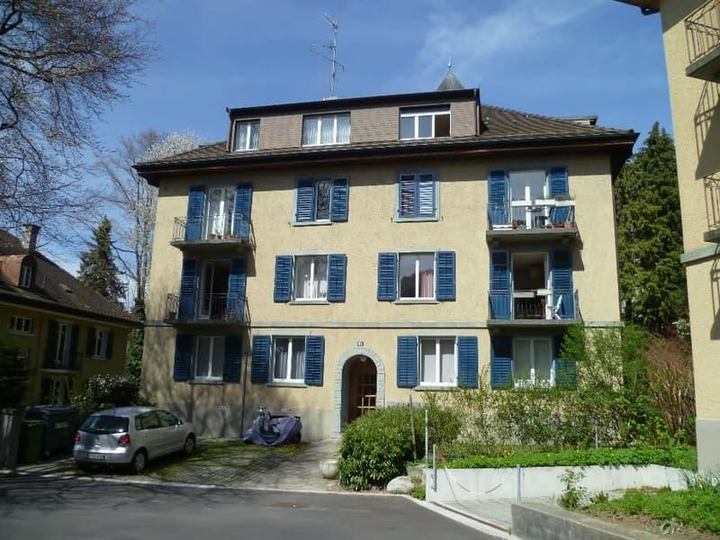 Renovierte Wohnungen bei Uni/ETH