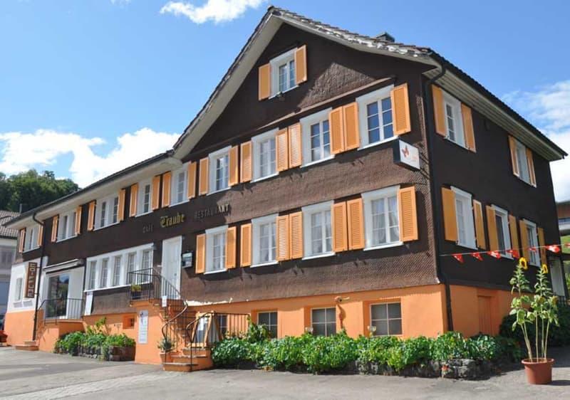 Zu vermieten Restaurant mit Wohnung in 9534 Gähwil !