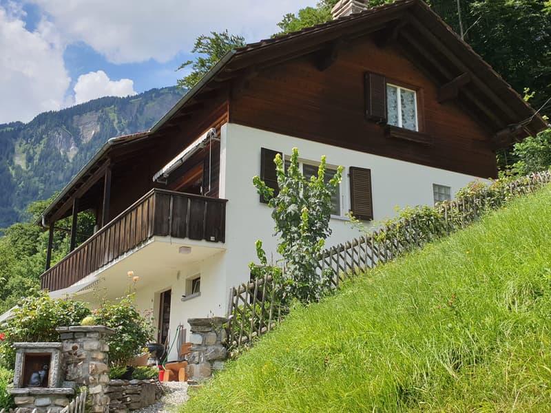 4.5 Zi. Whg. mit grossem Balkon, viel Sonne, Berg- und Seesicht