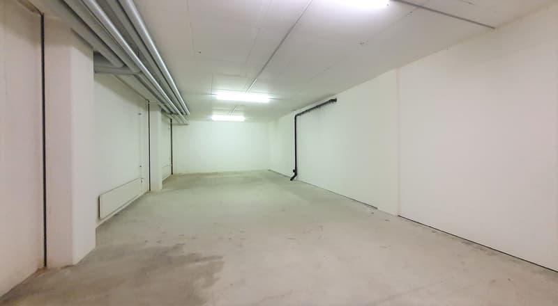 Beheizter Lager-/Bastelraum im UG mit Abwasseranschluss