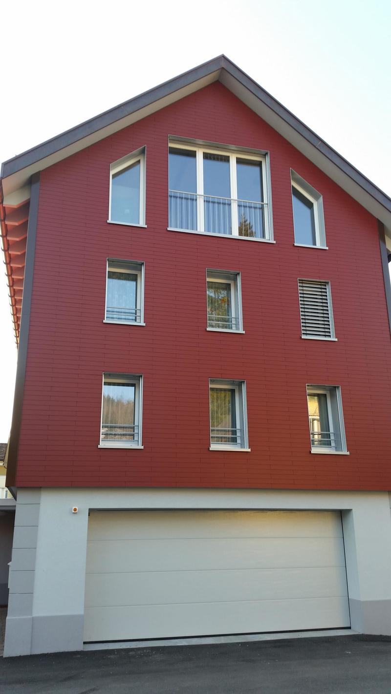 Mehrfamilienhaus mit 5.5 und 4.5 Zimmer-Wohnung an zentraler und ruhiger Lage