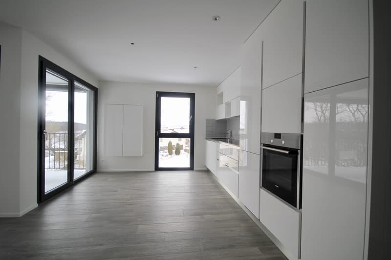Magnifique appartement de 2,5 pièces rez de chaussée grande terrasse et jardin (4)
