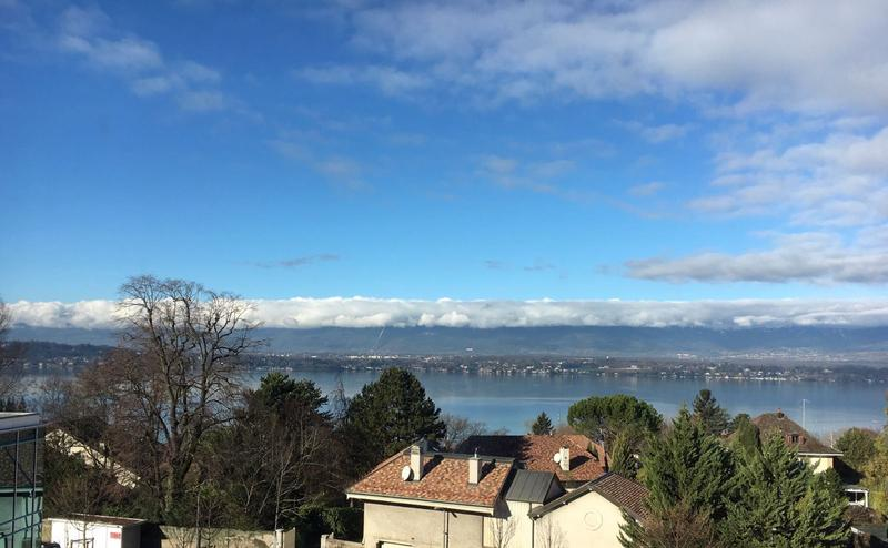 Duplex de haut standing avec vue exceptionnelle sur le lac