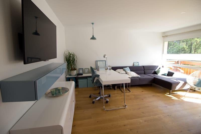 Moderne 4 1/2 Zimmerwohnung in Saas-Fee zu verkaufen (2)