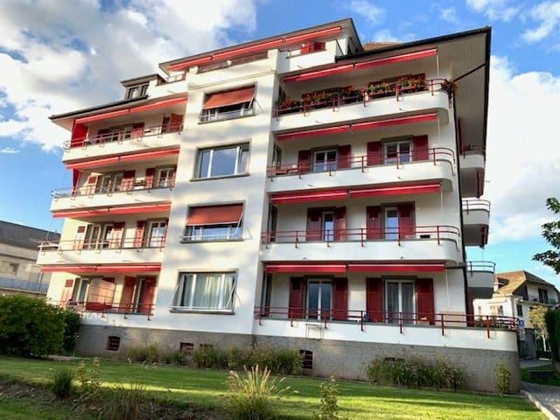 Bel appartement de 3.5 pièces au 1er étage