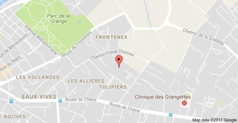 A louer Box interne Ch. Frank Thomas à Cologny