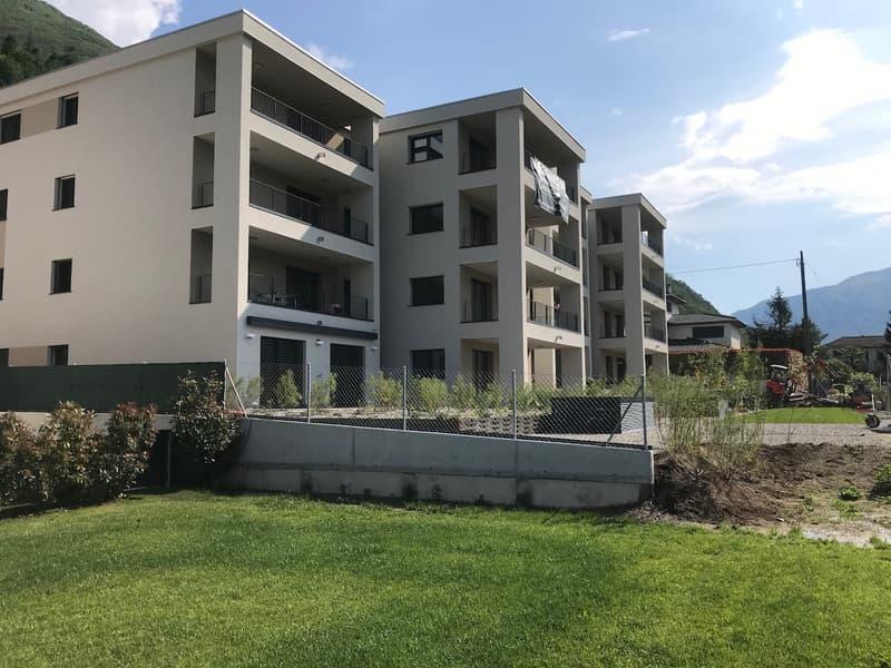Gudo nuovo appartamento 2.5 locali con terrazzo (4)