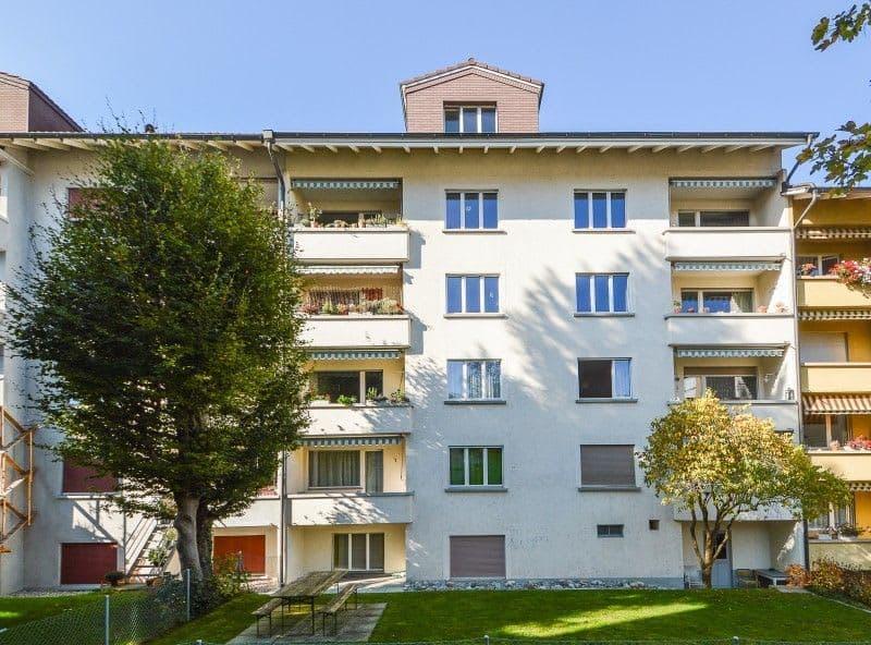 Gemütliche Wohnung im Weissenbühlquartier - Ihr neues Zuhause!
