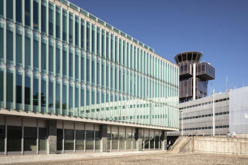 Immeuble vue extérieure