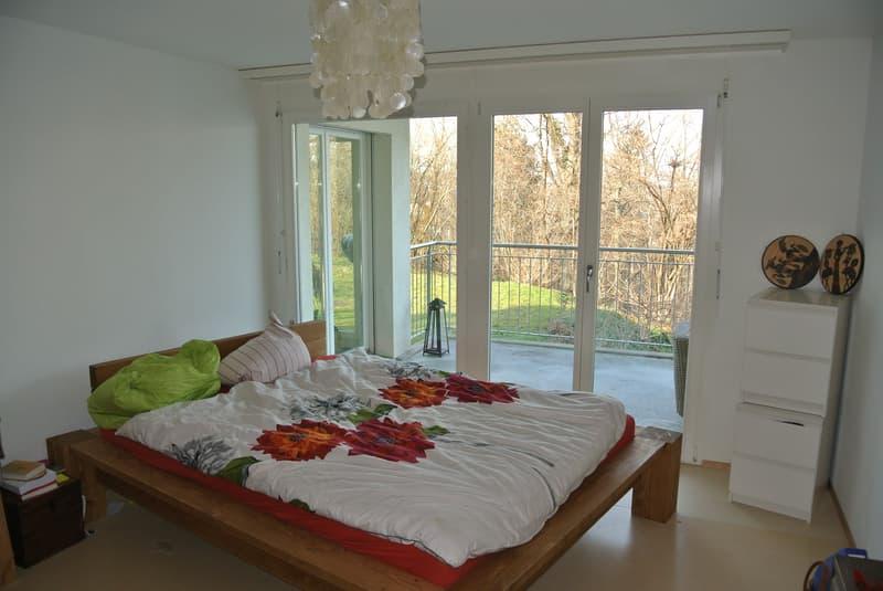 Traumhaftwohnung mobilisierte 4.5 Zimmer in steuergünstigen Wollerau (SZ)