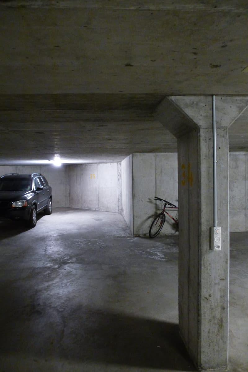 Doppel-Einstellhallenplatz Nr. 34-35