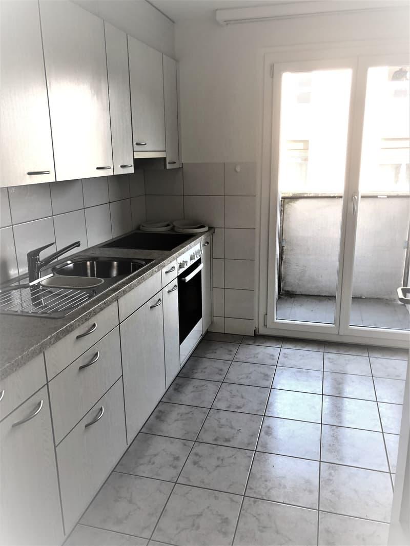 Preiswerte 4-Zimmerwohnung in Schötz