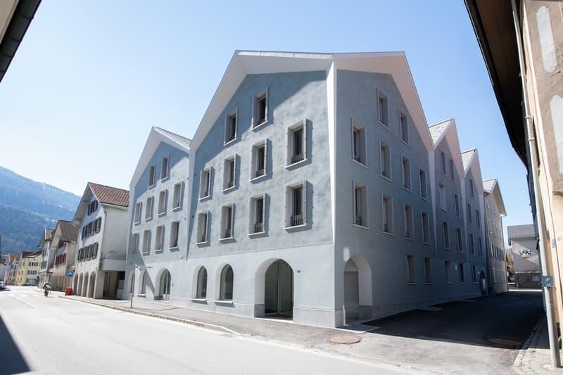 Neubauwohnungen im Herzen von Domat/Ems