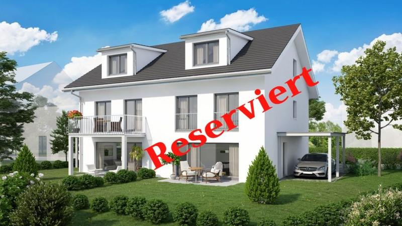Doppeleinfamilienhaus an top Lage!