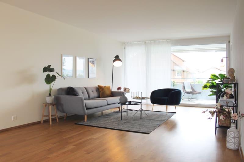 Modernes, gemütliches Zuhause für jeden Lebensabschnitt