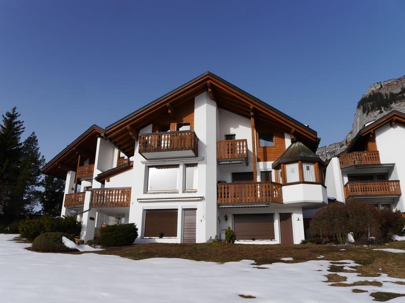 4 Zimmerwohnung mit 85 m2 in der Casa Antonia, Flims-Fidaz