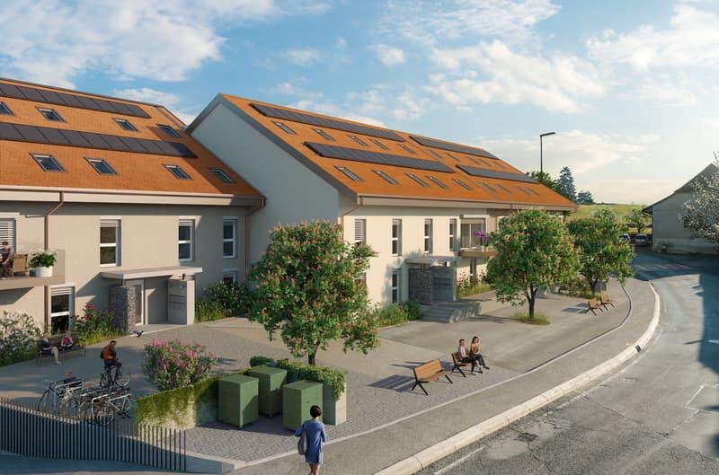 """Magnifiques Appartements de 2 à 5,5 pièces pour Juin 2021- PPE """"Les Terreaux ABC"""" (2)"""