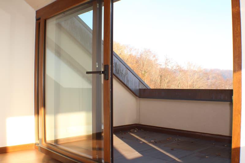 Spacieux duplex de 4,5 pièces en attique avec vue sur le lac / 160 m2 (3)