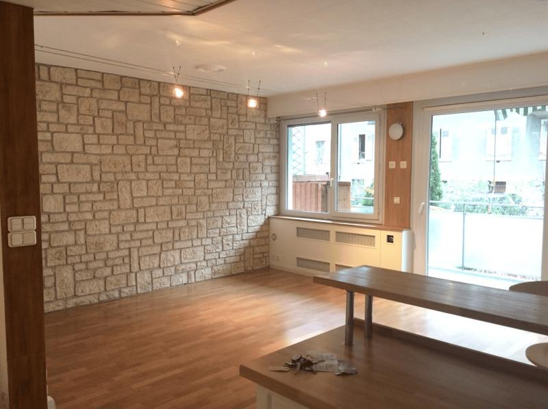 Superbe 4.5p en rez / Nice 2 bedrooms flat