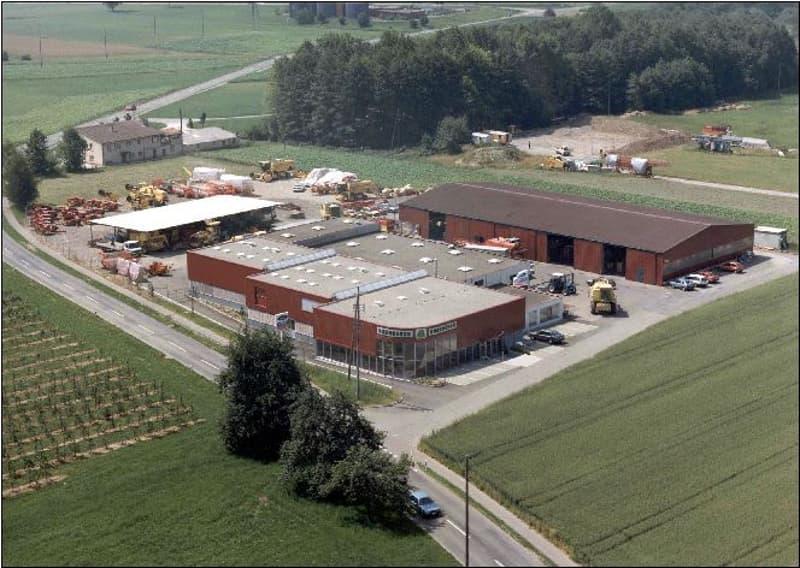 A LOUER - Bâtiment Industriel - Aesch - Proche de ZURICH