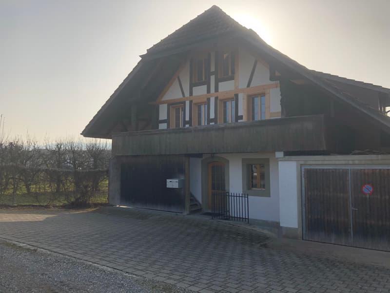 Neu renovierte Stöckliwohnung 1.OG
