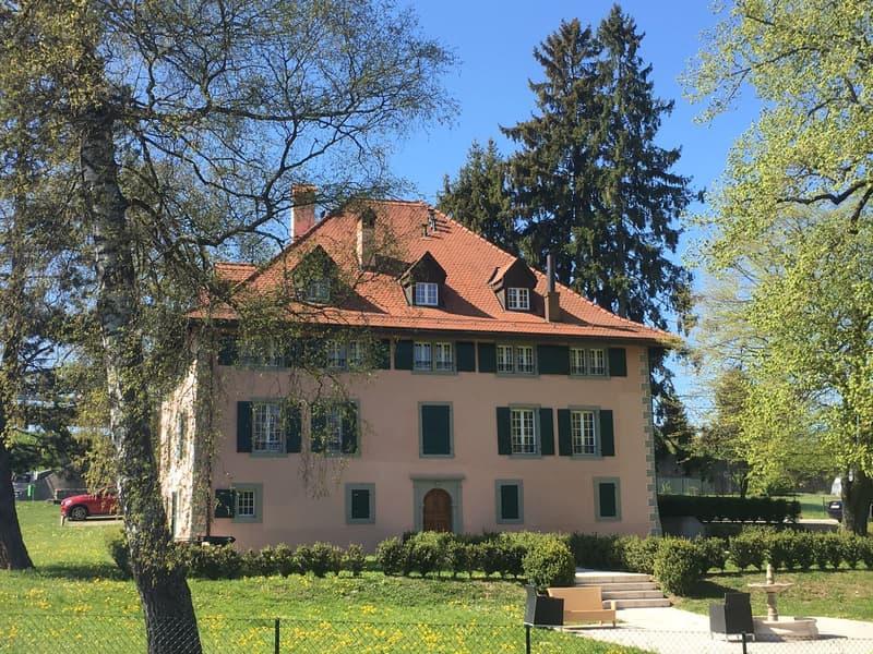 Ropraz - Château d'Ussière