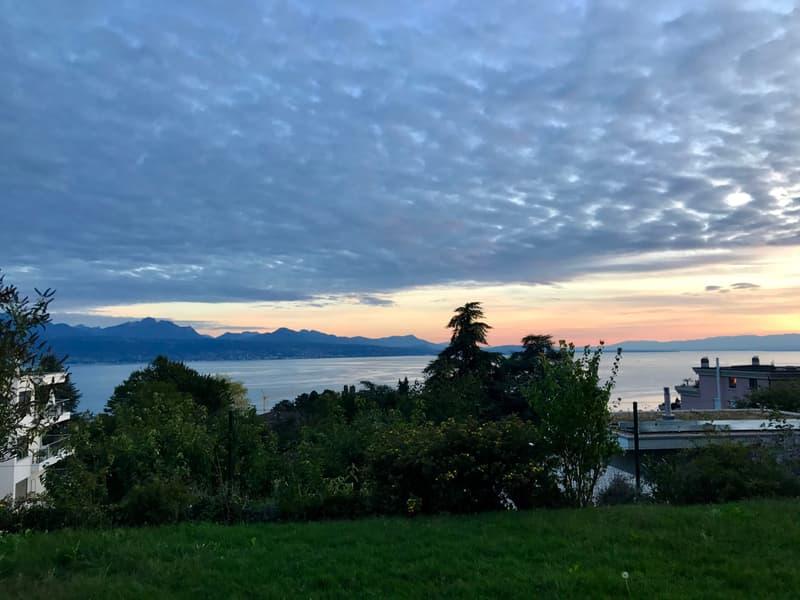 Bel Appartement avec vue Lac panoramique 4P (1)