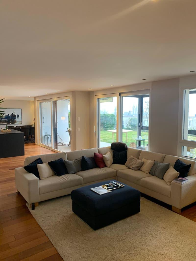 Bel Appartement avec vue Lac panoramique 4P (2)
