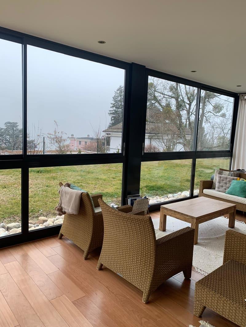 Bel Appartement avec vue Lac panoramique 4P (3)