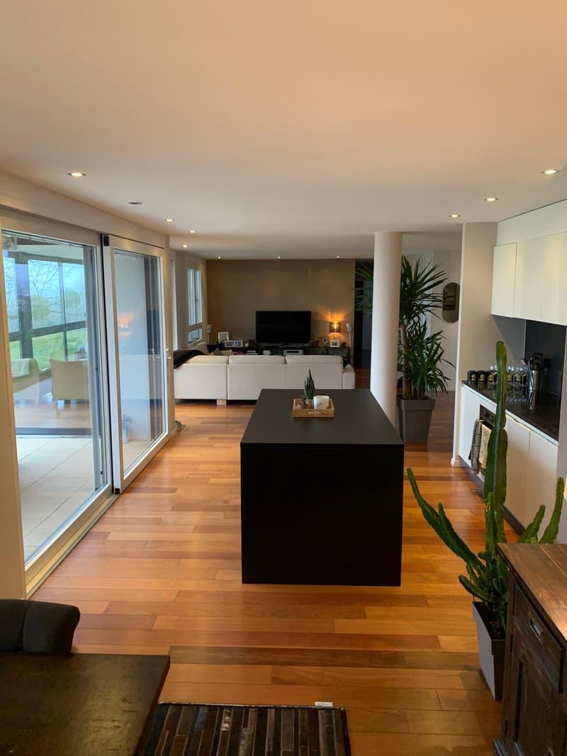 Bel Appartement avec vue Lac panoramique 4P (4)
