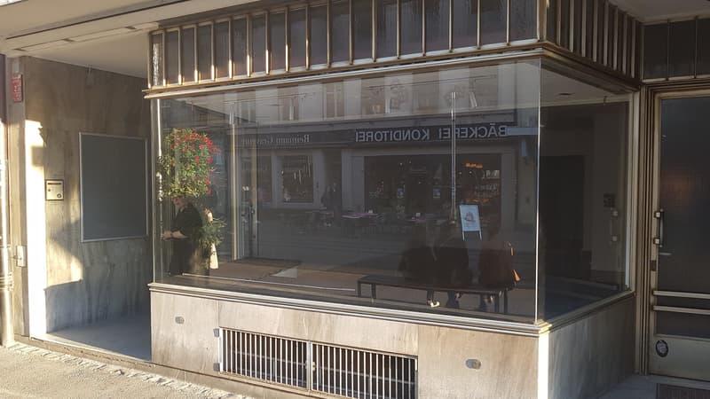"""""""Attraktives Ladenlokal im Herzen von Basel"""""""