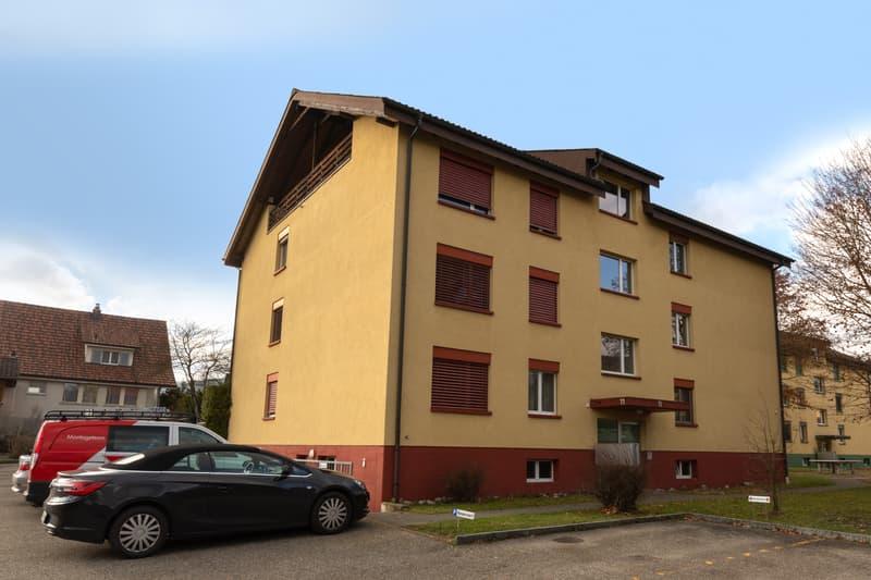 Charmante 4.5 Zimmerwohnung in Kölliken *Parkplatz gratis dazu!