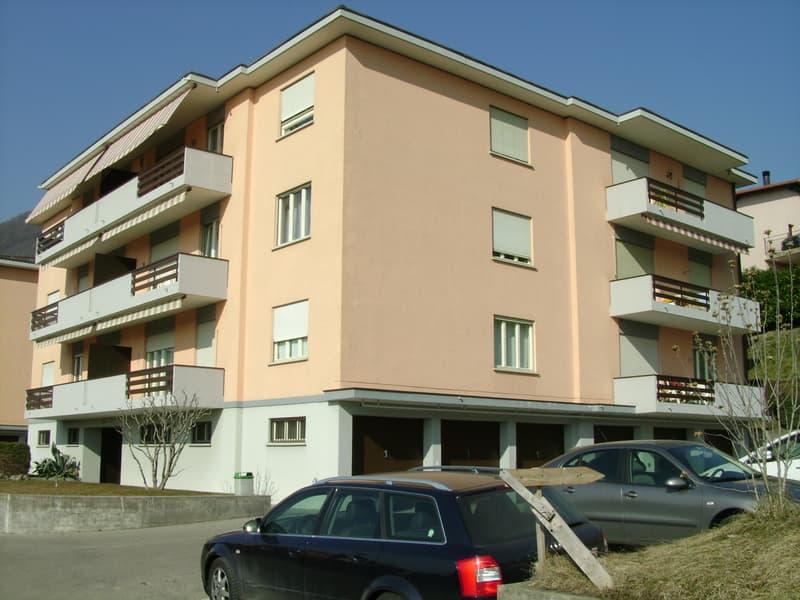 Appartamento 3.5 locali al Morbio Superiore