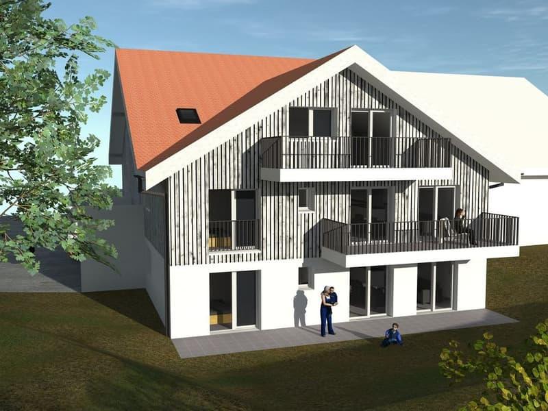 Résidence Bourg du village à Chavannes-sur-Moudon à louer