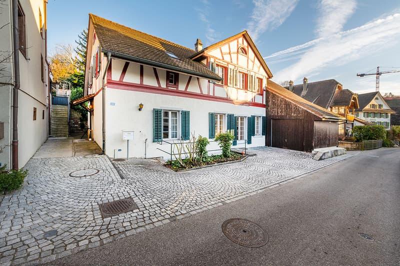 Riegelhaus 8 Zimmer (2)