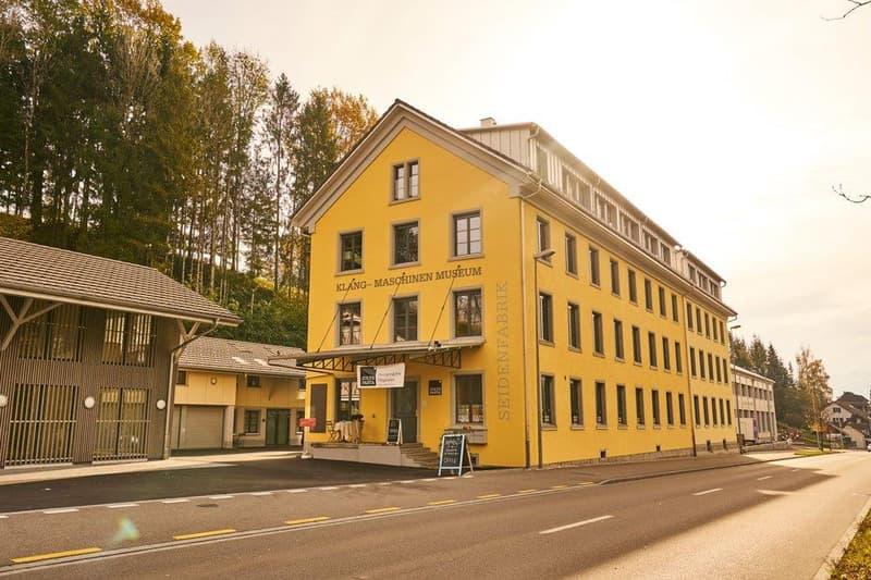 199m2 Gewerberaum in Gewerbeüberbauung Seidenfabrik