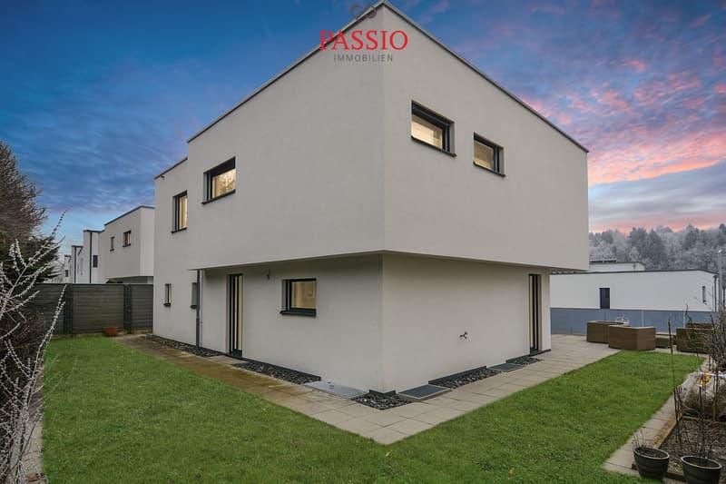 Hochwertiges 4.5-Zimmer-Einfamilienhaus mit Terrasse von 36.5m²