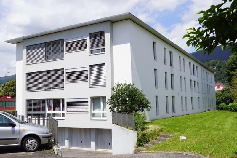 Renovierte 4.5-Zimmerwohnung mit Balkon