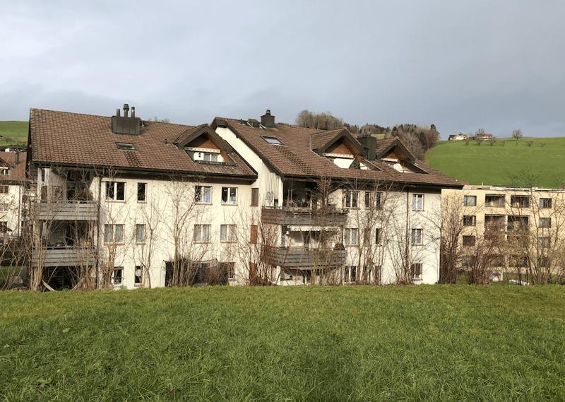 Grosszügige und renovierte Familienwohnung im Herzen von Adligenswil LU