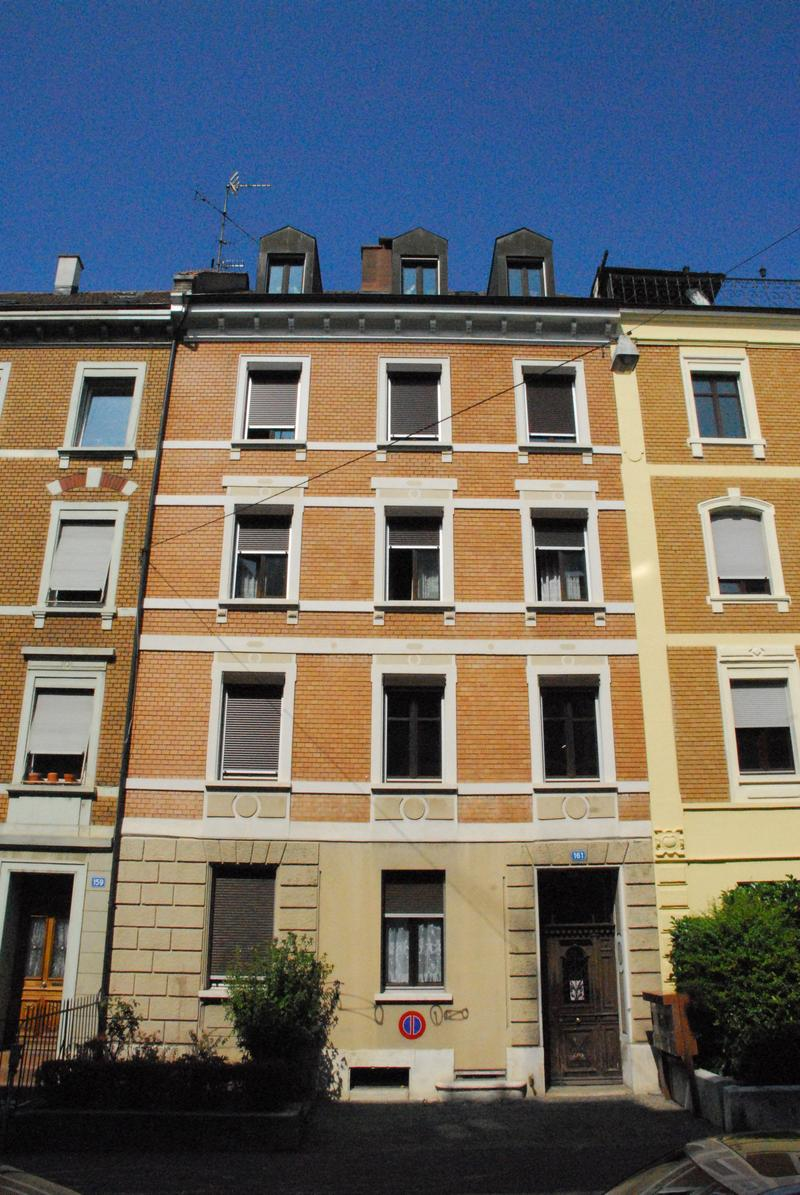 Top sanierte Altbauwohnung mit Galerie im Kleinbasel (1)