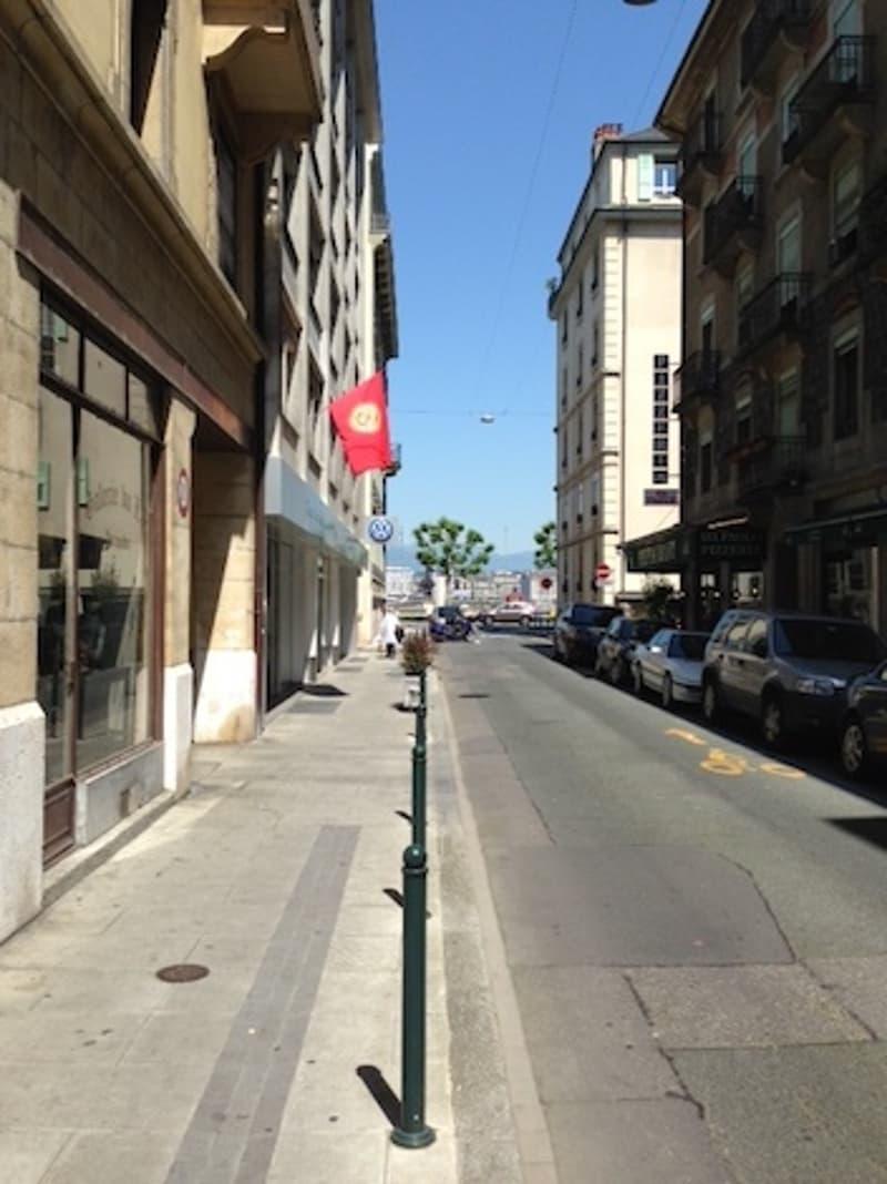 Rue du Lac 8 - Place de parking Extérieure