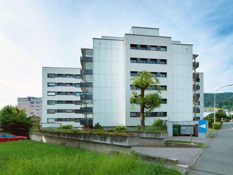 Willkommen im Wohnglück - 2.5-Zimmerwohnung im Herzen von Kriens
