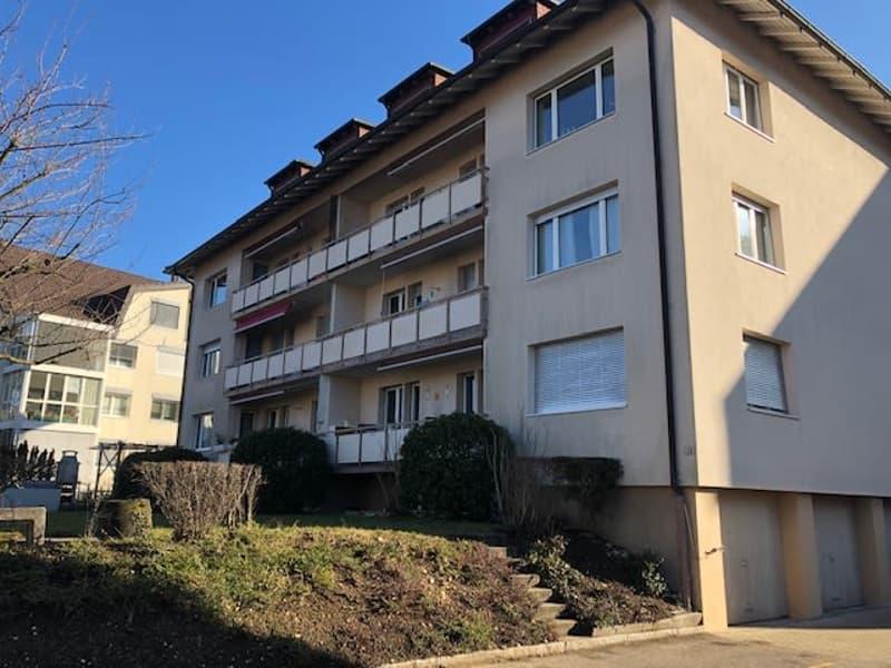 ab 01.05.2020 vermieten wir in Frenkendorf eine renovierte 2-Zimmerdachwohnung an der Fasanenstrasse