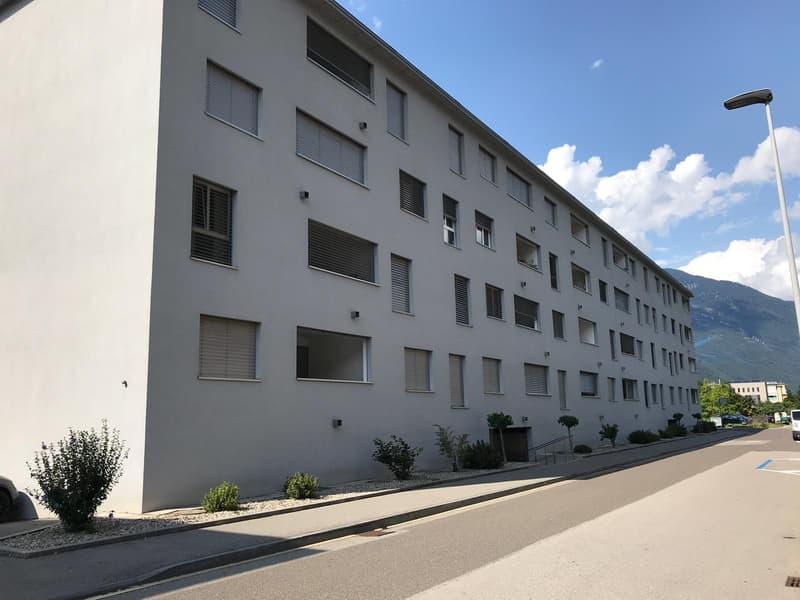 BELLINZONA-moderno monolocale in posizione strategica