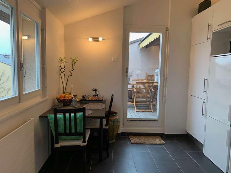 Magnifique appartement calme de 4p. à Cologny (2)