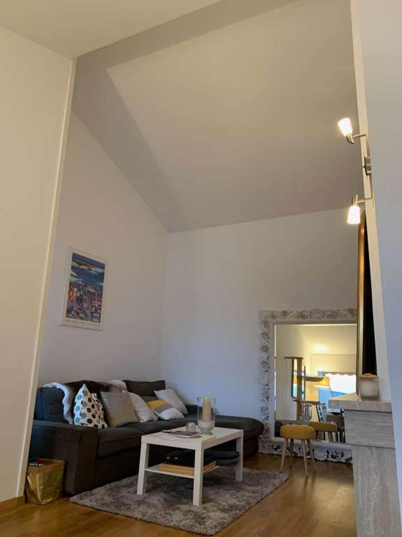 Magnifique appartement calme de 4p. à Cologny (1)