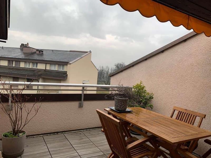 Magnifique appartement calme de 4p. à Cologny (3)