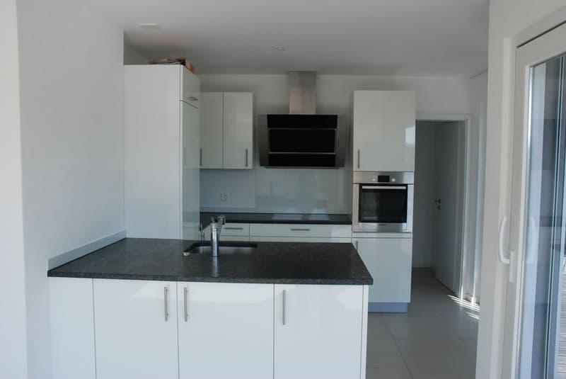Top-moderne 3.5-Zimmer-Wohnung