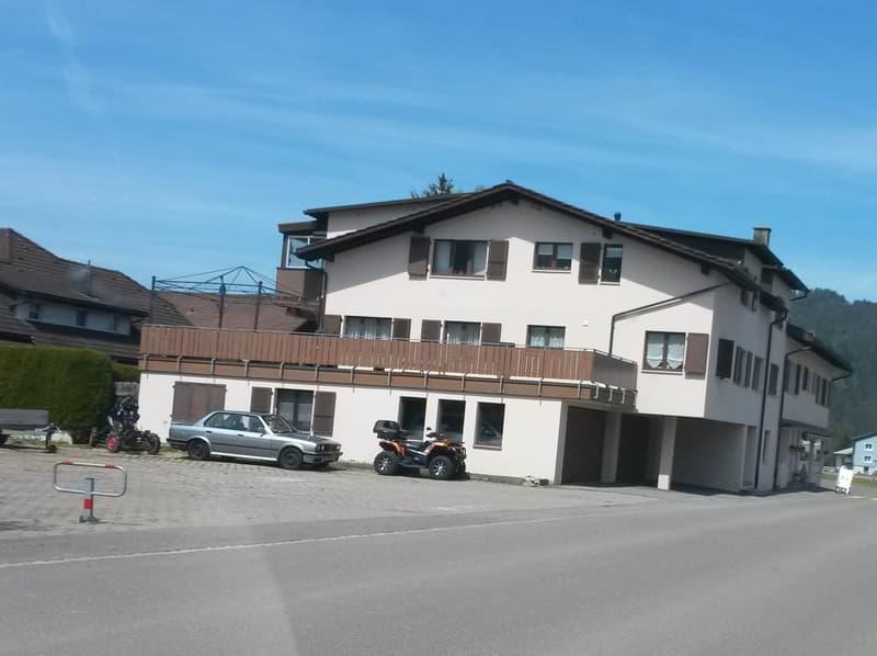 Sonnige Wohnung im Dorfkern