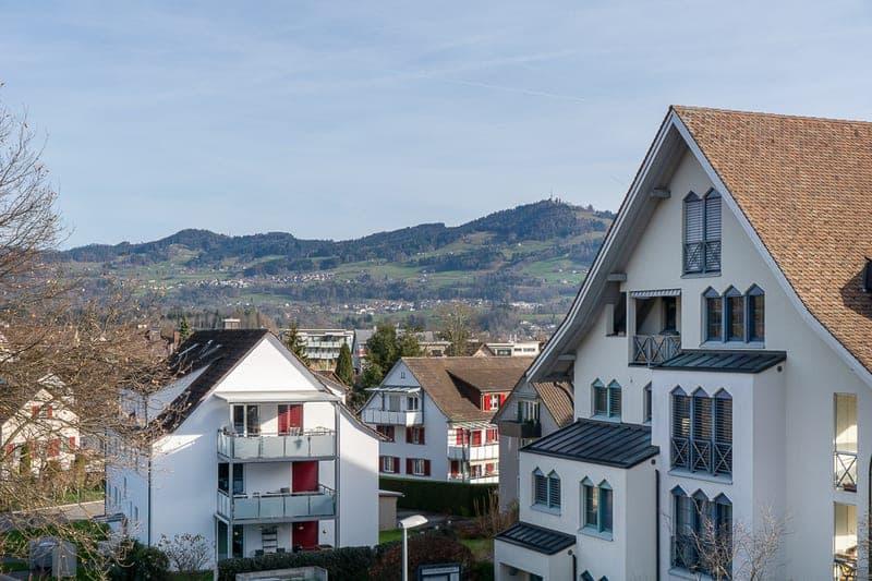 Auf 129 m2 ländlich UND stadtnah wohnen!